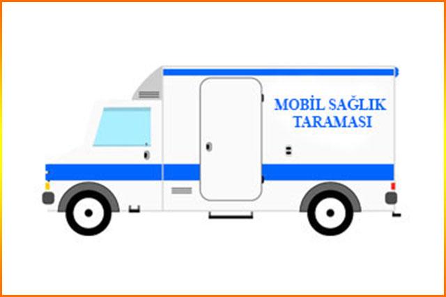 Mobil Sağlık Taraması